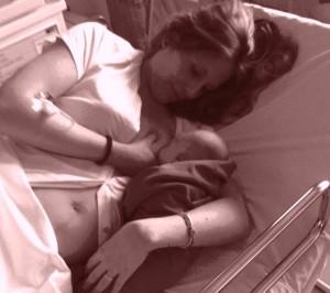 Allattare dopo il parto
